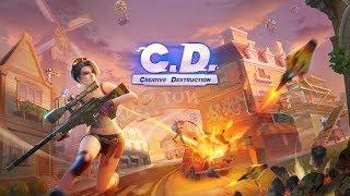 Creative Destruction PC (SCUFFED Fortnite?) #1