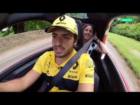British GP: Carlos Sainz
