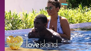 FIRST LOOK: Amber Sparks With Greg and New Girl India Impresses Chris and Ovie... | Love Island 2019