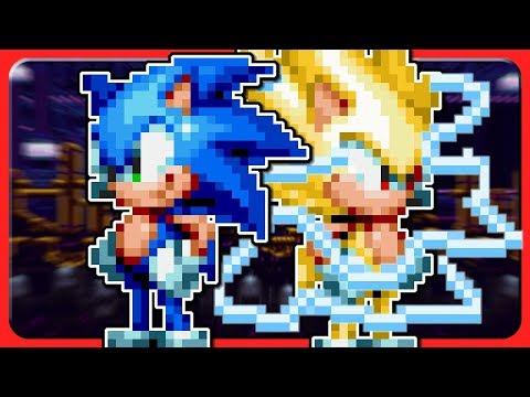 Sonic Mania - Modern Sonic 2 0 Mod - смотреть онлайн на Hah Life