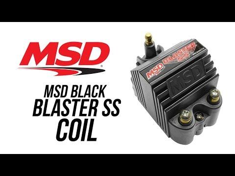 MSD 8207 MSD Blaster SS Coil