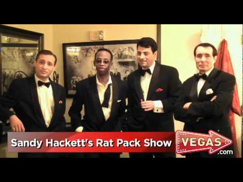 Sandy's Rat Pack <br>Cast New Years Resolutions