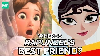 Tangled Theory: Why Cassandra Wasn't At Rapunzel's Wedding: Discovering Disney