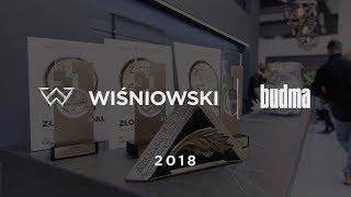 WIŚNIOWSKI - Międzynarodowe Targi Budownictwa i Architektury BUDMA 2018