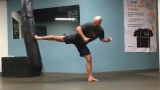 The 5 Basic Kicks In Kickboxing