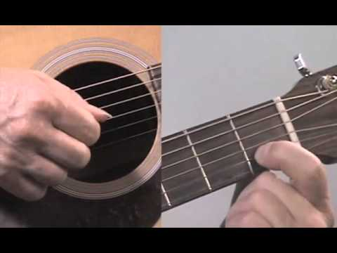 How to Play Easy Guitar Chords - the Simple C and G7 Chords