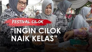 Festival Cilok 2019 di Bogor, Camat Cisarua Ingin Cilok Naik Kelas Jadi Makanan Kota