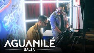 Video A Través Del Vaso de Aguanile feat. Proyecto A y Yan Collazo