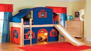 Bunk Beds For Kids|Modern Bunk Beds Ideas For Boys And Girls