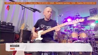 Video MÍCHÁM (TOKYO LIVE 14 5 2020)