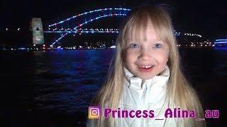Световое шоу в Сиднее - Vivid Show