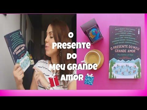 Livro O Presente do Meu Grande Amor - Gui Margutti - Livros Fácil para 2017 - Natalinos