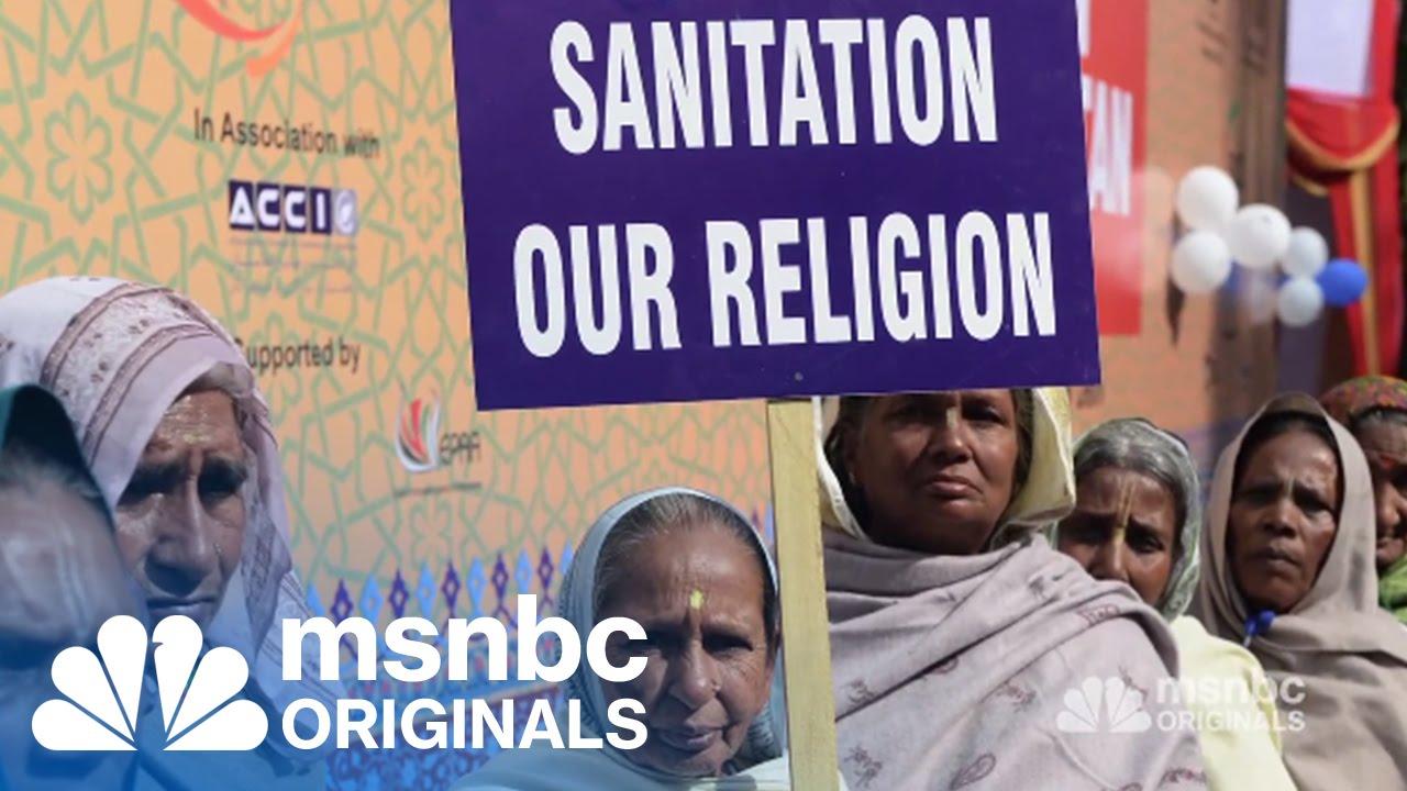 India's Sanitation Battle | Part 1 | msnbc thumbnail