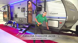 Catalina Feature Spotlight: Stabilizer Jacks