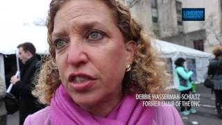 We Ask Debbie Wasserman Schultz: Could Bernie Have Won?