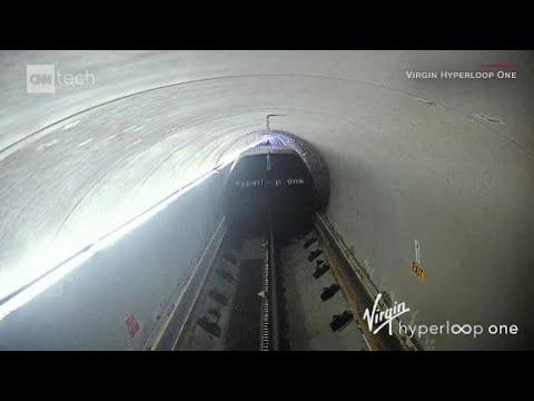 Virgin Hyperloop One CEO on working with Branson