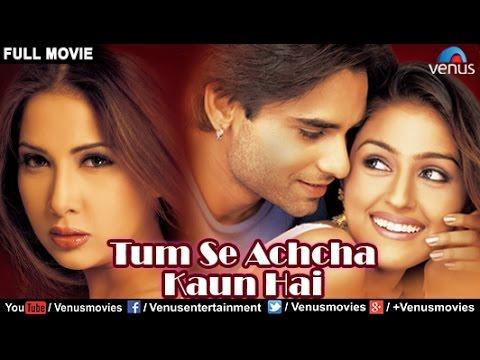 Tumse Achcha Kaun Hai Full Movie   Hindi Movies   Kim Sharma Movies