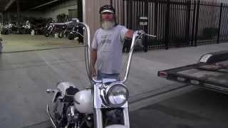Hunting Harley's, 1977 FLH California Custom