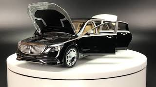 Almost Real Mercedes-Maybach S-Class