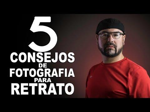 5 CONSEJOS PARA MEJORES FOTOGRAFÍAS DE RETRATO
