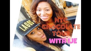 preview picture of video 'NYC Chocolate Tour: With IJE'