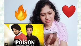poison r nait sidhu moose wala reaction - TH-Clip