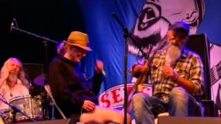 Glastonbury 2013 / 2014 highlights: Seasick Steve / John Paul Jones / Dan Magnusson