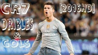 Cristiano Ronaldo Melhores Dribles & Gols 2016HD|