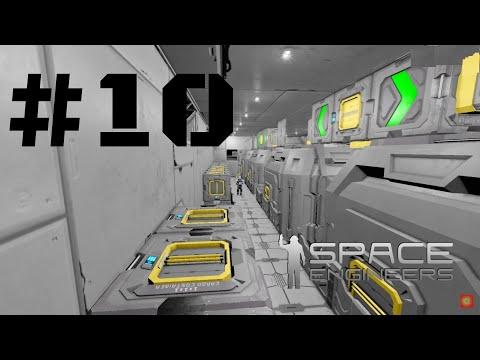 Space Engineers EP10 : Sklad
