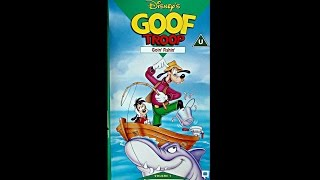 Digitized Opening To Goof Troop Goin' Fishin' :Volume 1 (UK VHS)