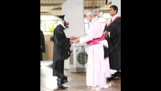 Believers Church Thelogical Seminary Graduation 2014 by Walter Minz