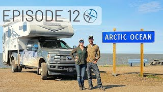 Road to the Arctic Ocean, Driving the Dempster Highway to Tuktoyaktuk | Go North Ep 12