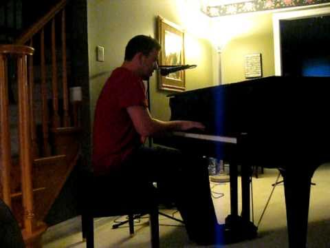Just a cover I did to Apologize.  Hope you enjoy it.  I don't have sheet music for it or anything, I just learned the song by ear.  Oh and apparently I like slapping things.  Awkward.