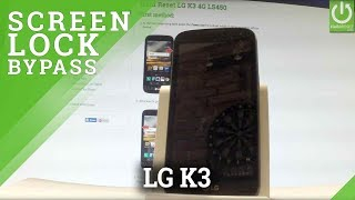 LG K3 Hard Reset / Bypass Screen Lock / Format / Restore