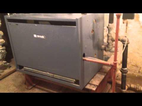 Weil Mclain Egh 95 Natural Gas Steam Boiler