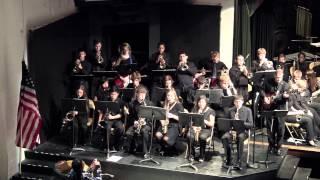 Hot Chocolate - 2012 Gallatin High School Jazz Band Christmas Concert