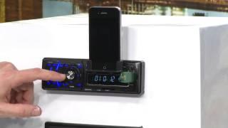 "Creasono MP3-RDS-Autoradio USB/SD 4x45W ""CAS-2250"""