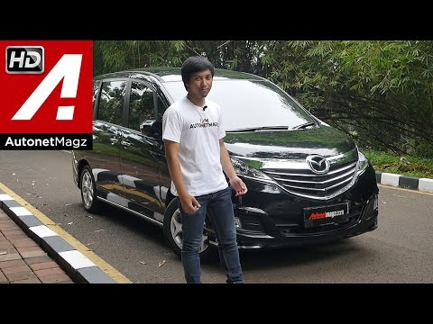 Review Mazda Biante SkyActiv Indonesia