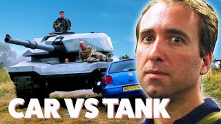Driving A Tank Vs. Riding A Victorian Bike • Ultimate Bucket List