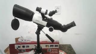 tutorial montar telescopio - मुफ्त ऑनलाइन