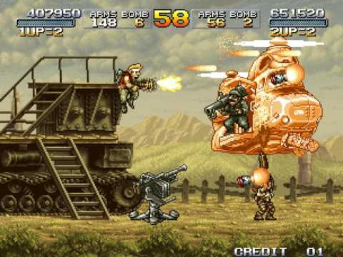 [TAS] Arcade Metal Slug 3 by zk547 in 24:27,8