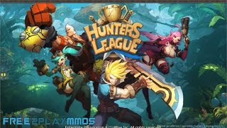 Hunters League Gameplay Android / iOS