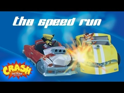 Download Crash Tag Team Racing [PS2] - Speed Run in 52:40 in