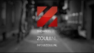 VISUAL SHOWREEL 2012 | ZOULI.NL®