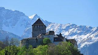 The Principality of Liechtenstein - english