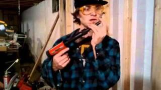 C-Ment Shot Gun How To Video