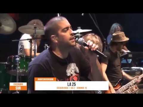 La 25 y Pato Fontanet - Mil canciones