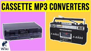 9 Best Cassette Mp3 Converters 2020