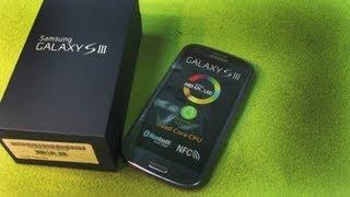 Samsung Galaxy S3 Обзор