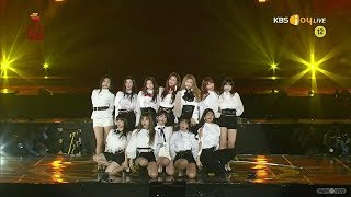Gambar cover IZONE 💫💫💫 Intro + La Vie en Rose 28th Seoul Music Awards HD1080p 60fps (190115)